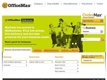 changeagain officemax.com.au