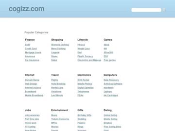 changeagain cogizz.com