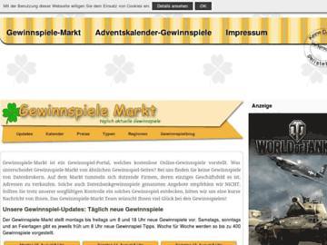 changeagain gewinnspiele-markt.de