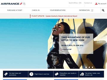 changeagain airfrance.co.za