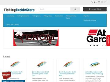 changeagain fishingtackles.in