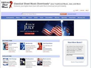 changeagain virtualsheetmusic.com