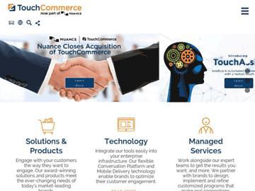 changeagain touchcommerce.com
