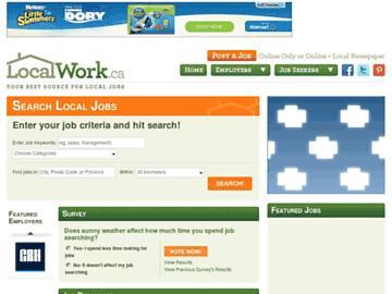 changeagain localwork.ca