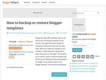 changeagain bloggerplugins.org