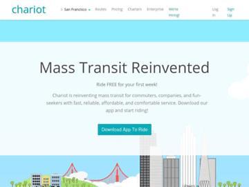 changeagain ridechariot.com