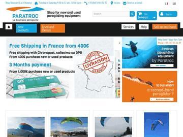 changeagain paratroc.com