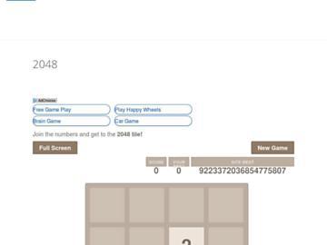 changeagain 2048game.info