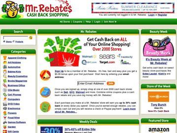 changeagain mrrebates.com