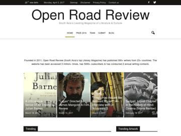 changeagain openroadreview.com