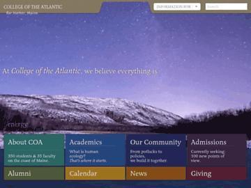 changeagain coa.edu