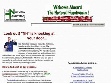 changeagain naturalhandyman.com