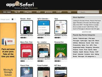 changeagain appsafari.com
