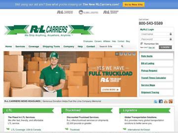 changeagain rlcarriers.com