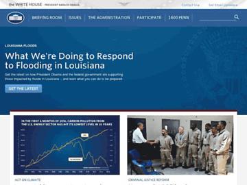 changeagain www.whitehouse.gov