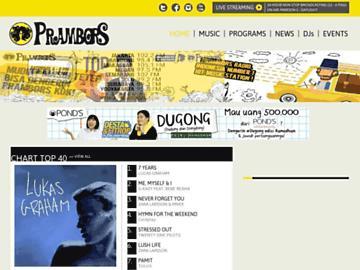 changeagain pramborsfm.com