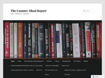changeagain counterjihadreport.com