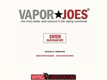 changeagain vaporjoes.com