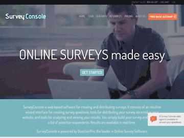 changeagain surveyconsole.com