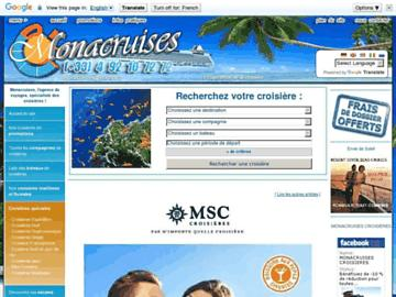 changeagain monacruises.com