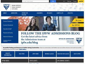 changeagain ipfw.edu