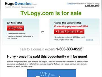 changeagain tvlogy.com