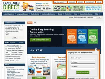 changeagain languages-direct.com