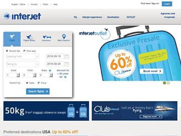 changeagain interjet.com