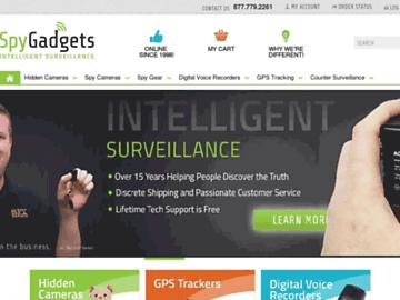 changeagain spygadgets.com