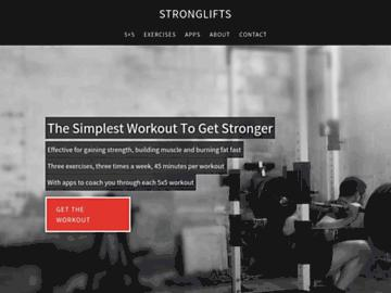 changeagain stronglifts.com