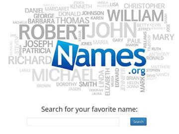 changeagain names.org