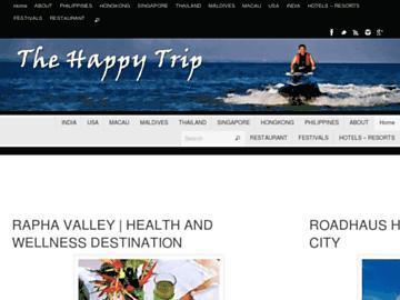 changeagain thehappytrip.com