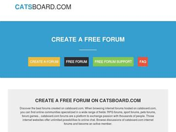 changeagain catsboard.com