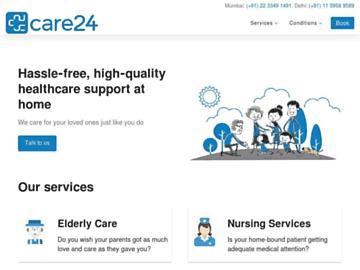 changeagain care24.co.in