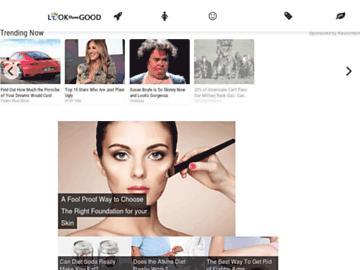 changeagain lookdamngood.com