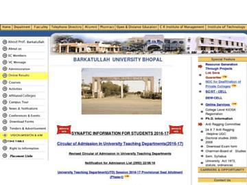 changeagain bubhopal.nic.in