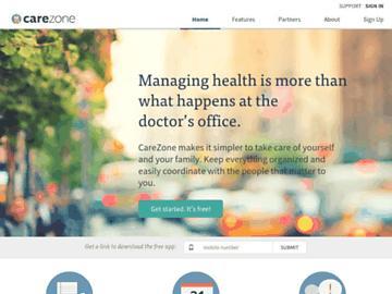 changeagain carezone.com