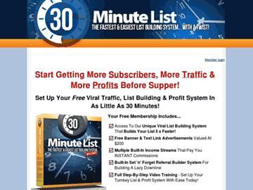 changeagain 30minutelist.com