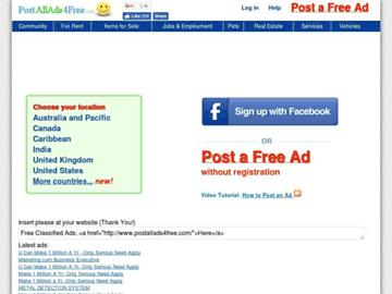 changeagain bestfreeclassifiedads.com