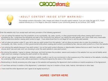 changeagain crocostars.com