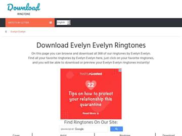 changeagain evelynevelyn.download-ringtone.com
