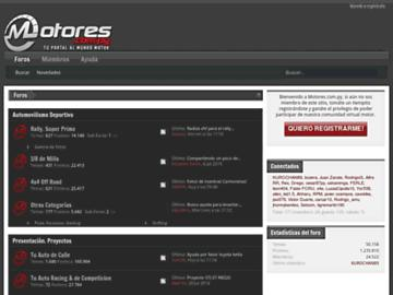 changeagain motores.com.py