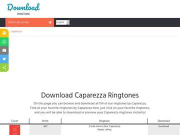 changeagain caparezza.download-ringtone.com