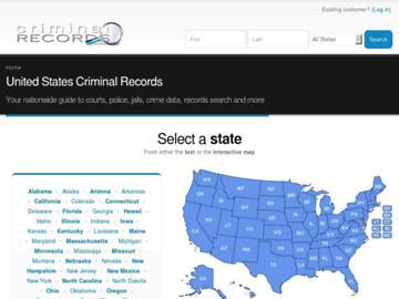 changeagain criminalrecords.com