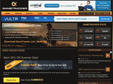 changeagain gametracker.com