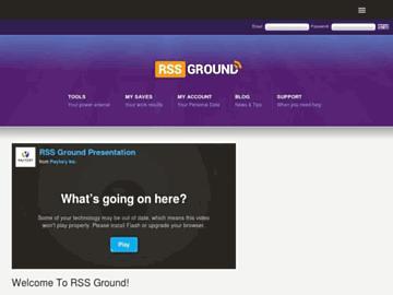 changeagain rssground.com