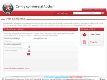 changeagain centrecommercial-auchan.fr