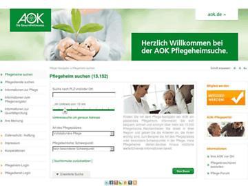 changeagain aok-pflegeheimnavigator.de