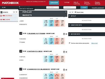 changeagain matchbook.com