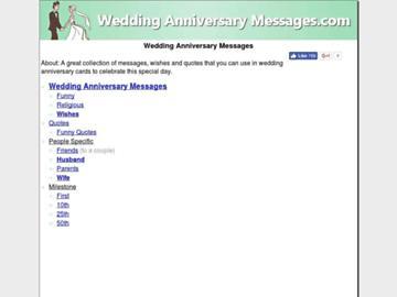 changeagain weddinganniversarymessages.com